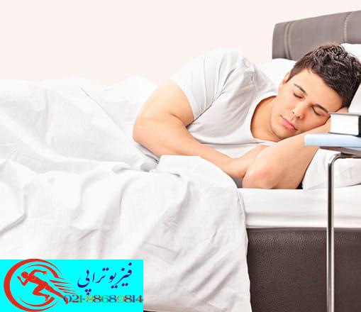 خواب در ریکاوری بعد ورزش
