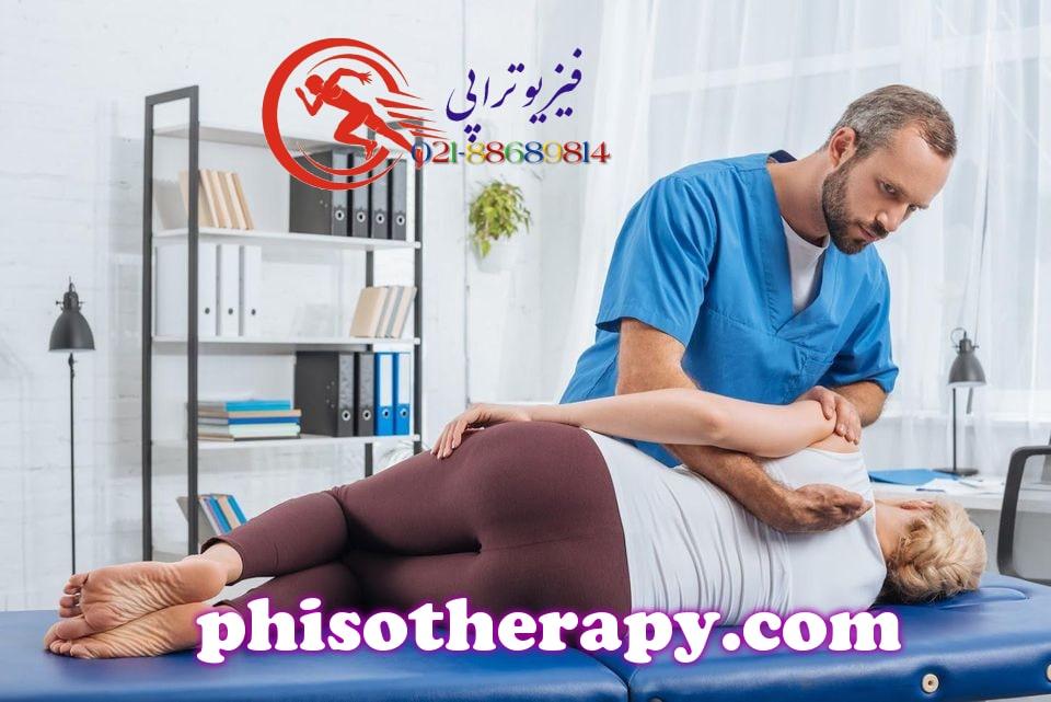 ماساژ درمانی برای سیاتیک