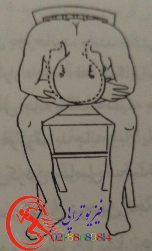 تمرین ۳ گردن